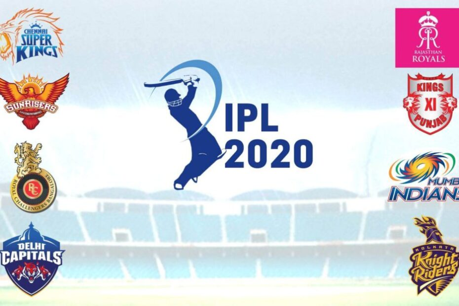 IPL 2020 players actions