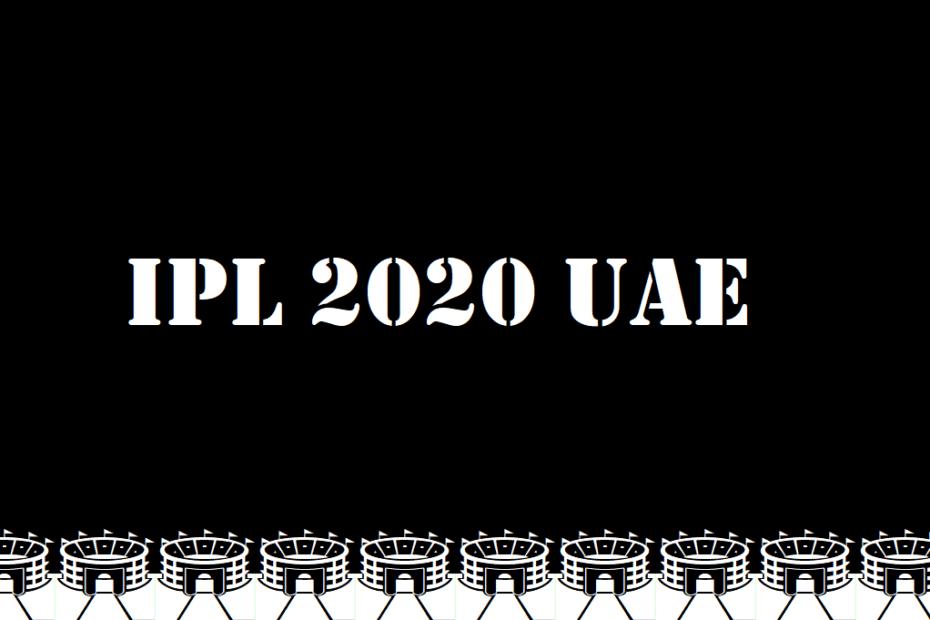 IPL 2020 Ticket and Schedule