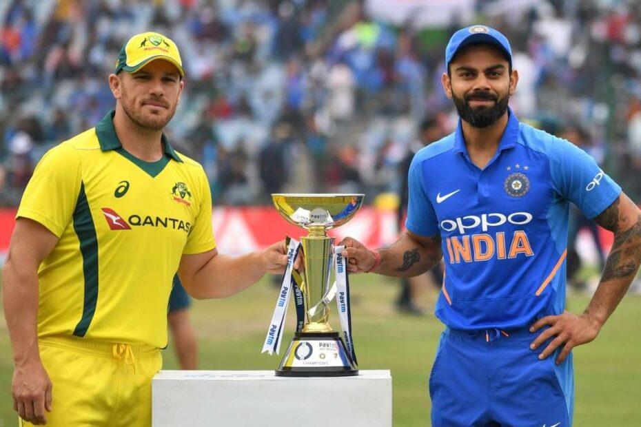 India-Vs-Australia-2020-series