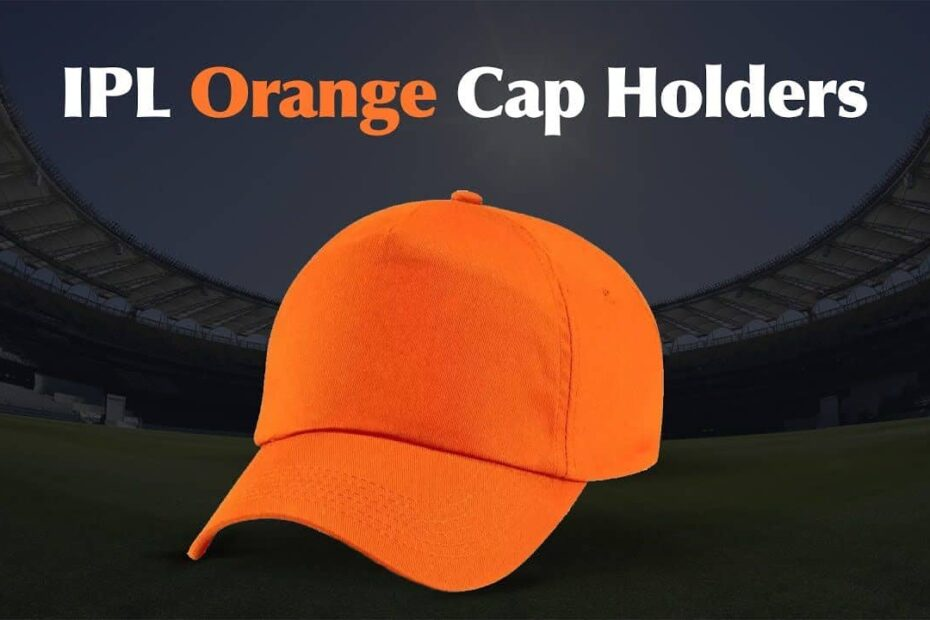 Orange Cap Winner