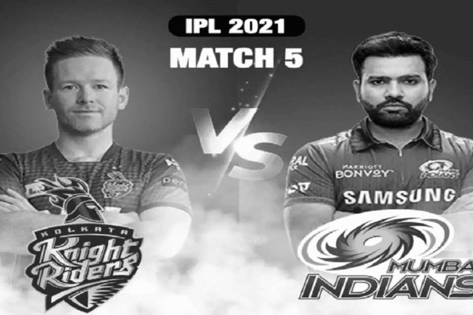MI Vs KKR - Who won the Match ?