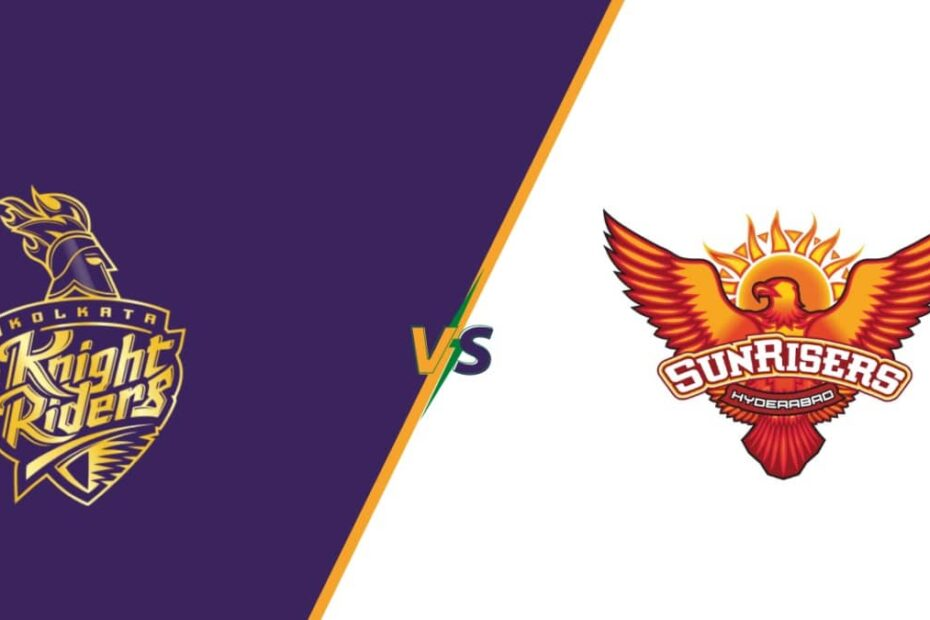 SRH Vs KKR Match 3