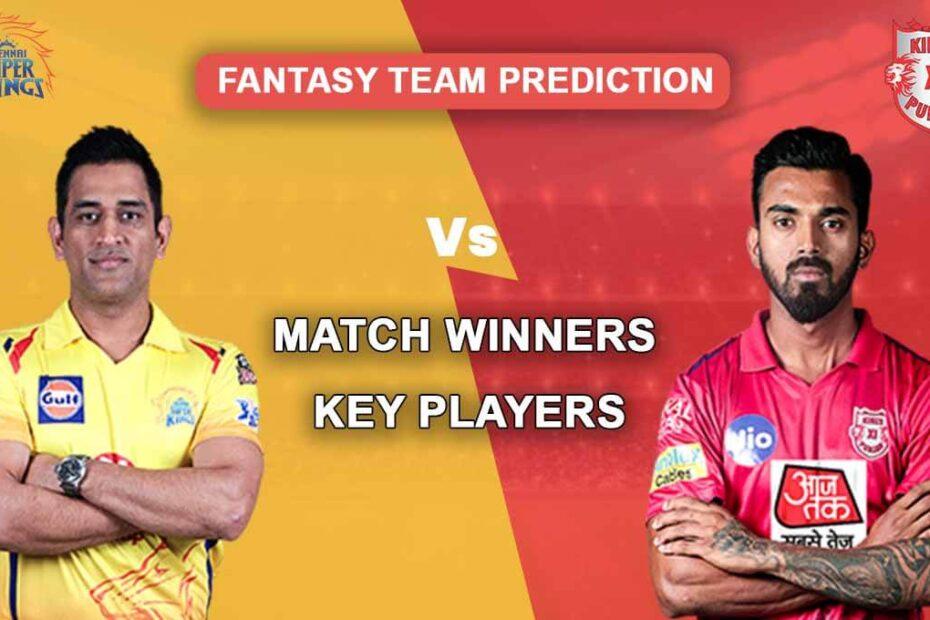 IPL Poll CSK vs PBKS