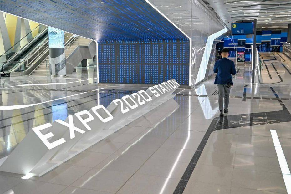 Expo Dubai Metro Tickets