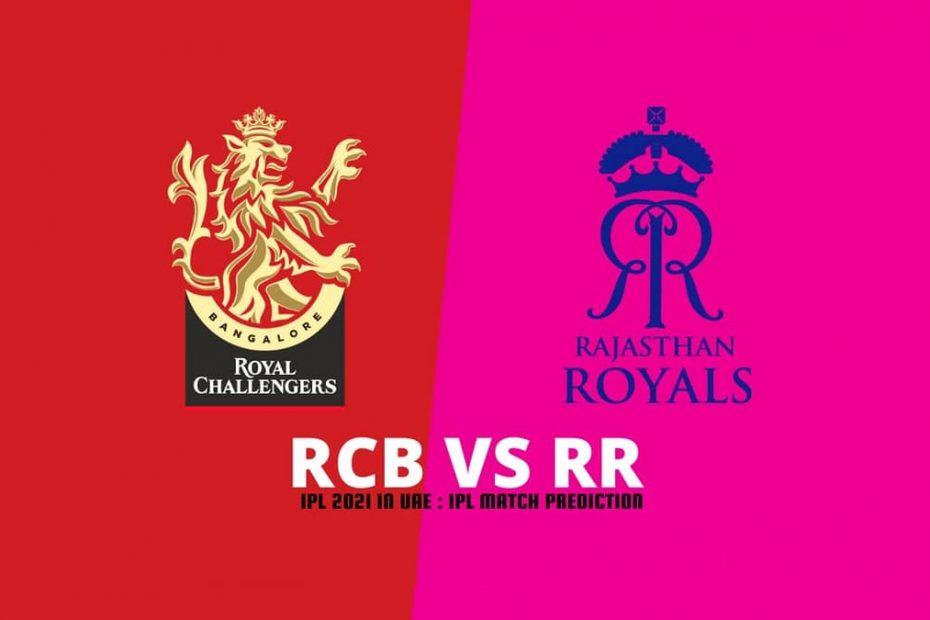 RR VS RCB Prediction