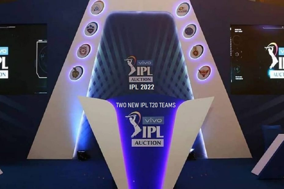 Two New IPL Teams