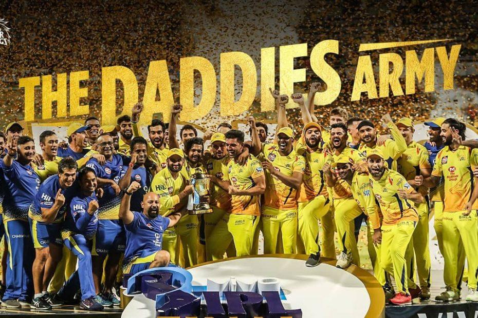 IPL Final Day in Dubai